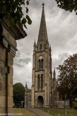Churh of Sainte-Croix du-Mont