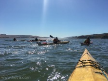 A perfect day on Tomales Bay