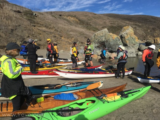 BASK paddle on Estero Americano