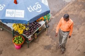 Market in Moshi
