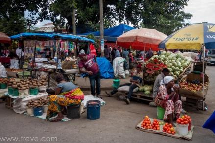 Market in Arusha