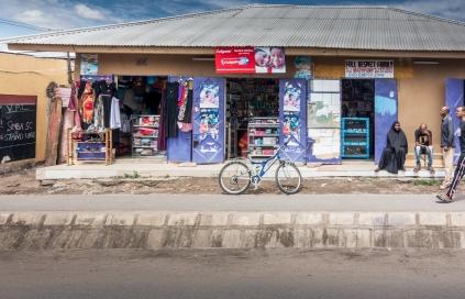 Street scene Arusha