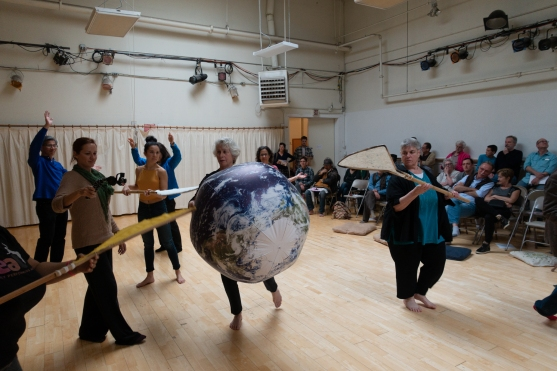 Global Cooling Event 2018. Performed as part of Dance-A-Rama 2018 and National Dance Week.