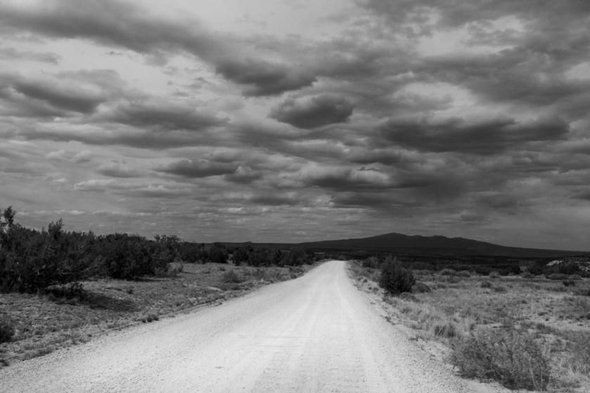 White Road. El Malpais National Monument