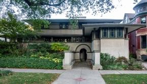 Frank W. Thomas House.